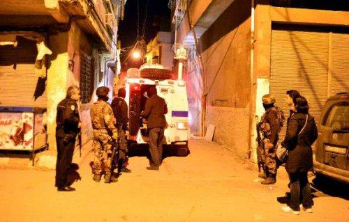 Adana'da Hava Destekli Pkk Operasyonu: 36 Gözaltı