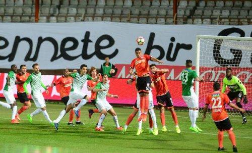 Adanaspor (2-1) Akhisar Belediyespor