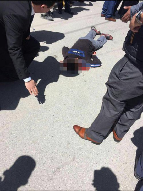 AKP'li Belediye Başkanı Silahla Vuruldu