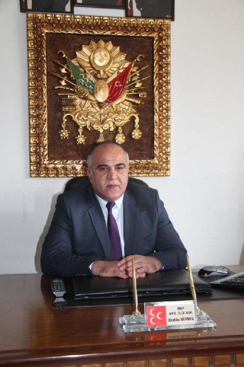 Amasya'da Mhp Merkez İlçe Yönetimi Görevden Alındı