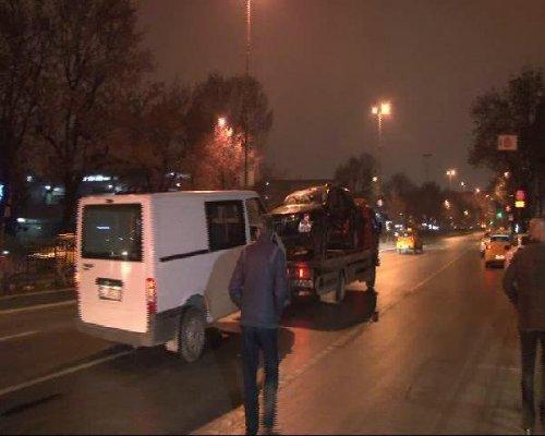 Fatih'te Kaza: 5 Yaralı