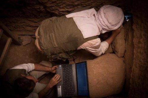 Firavun Dönemine Ait 3500 Yıllık Mumyalar Bulundu