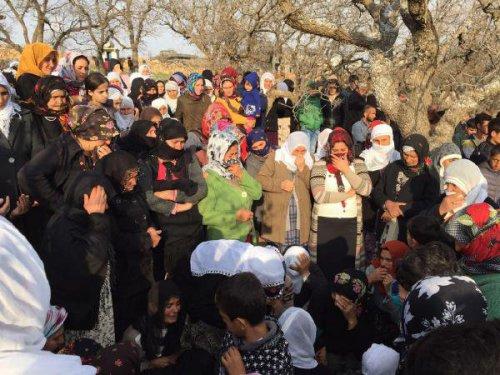 İstanbul'da Yangında Ölen 3 Çocuk, Dargeçit'te Toprağa Verildi