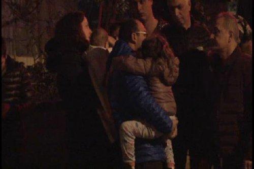 Kadıköy'de Korkutan Çatı Yangını