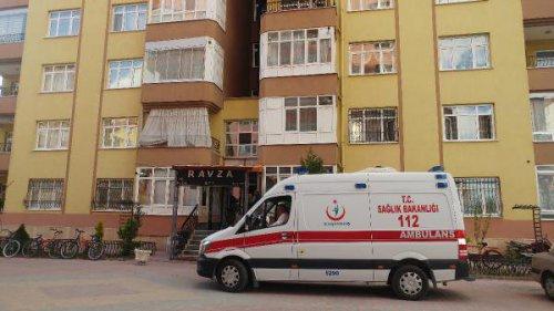Konya'ya Şehit Ateşi Düştü (Polis Memuru Azam Güdendede)