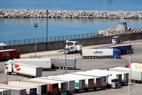 Limanda Antitank Füze Parçaları Ele Geçirildi