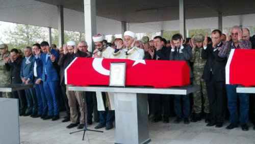 Malatyalı Şehit Polis Hasan Yıldırım Toprağa Verildi
