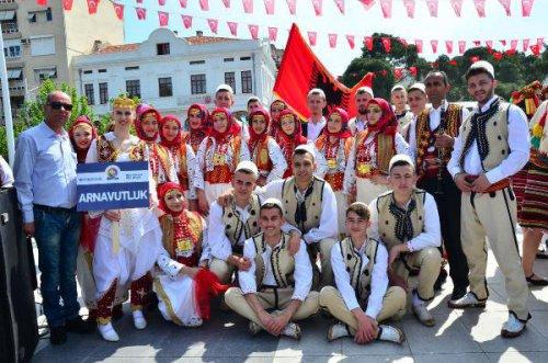 Manisa Mesir Macunu Festivali Başladı