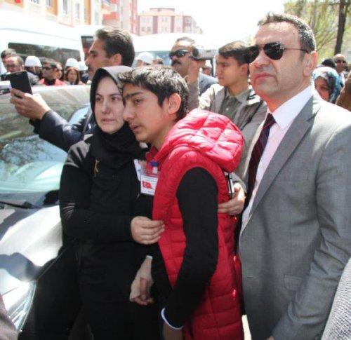 Şehit Polis Ahmet Cihan Kilci, Kayserili Son Yolculuğuna Uğurlandı
