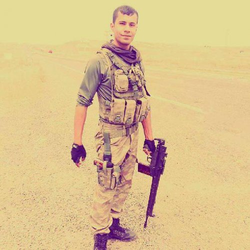 Şehit Uzman Çavuş Mehmet Özal Dörtyol'da Toprağa Verildi