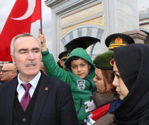 Şehit Uzman Çavuş Turgay Uğantaş, Kırıkkale'de Toprağa Verildi