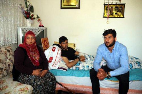 Tokatlı Baba, Gazi Oğullarıyla Gurur Duyuyor