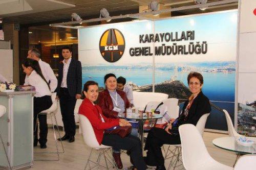 Uluslararası Ulaşım Sektörü, Mayıs Ayında Intertraffic İstanbul 2017'de Buluşuyor